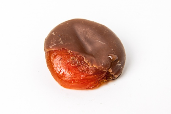 Chocolate-Covered Apricots