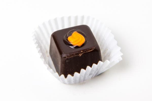 Mango Mousse Truffle